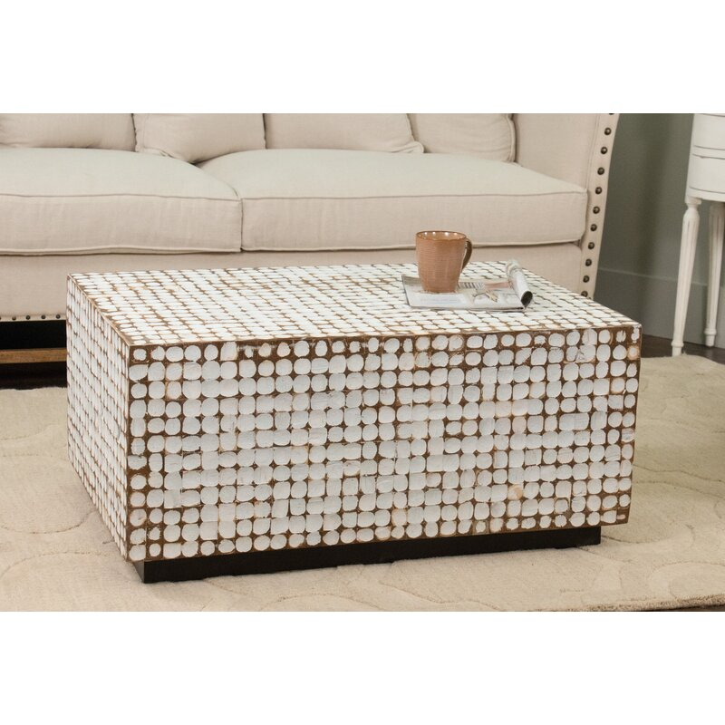 Beachcrest Home Sherlyn Coffee Table & Reviews