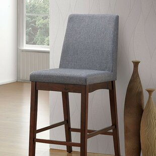 Kellogg Counter Height Upholstered Dining Chair (Set of 2)