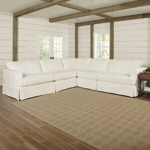 Clausen Sectional : slipcover sectional sofa with chaise - Sectionals, Sofas & Couches