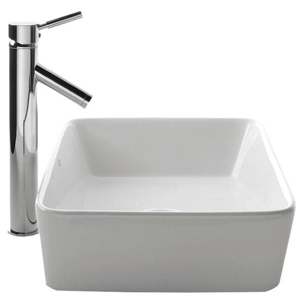 Bathroom Sinks & Faucet Combos You\'ll Love   Wayfair
