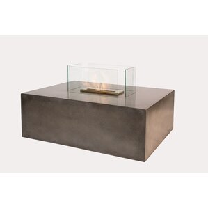 Blocco Ethanol Fireplace by BioFlame