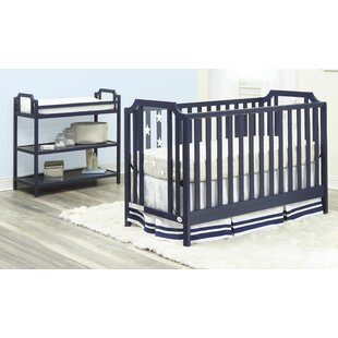 775267f2363 Navy Blue Crib