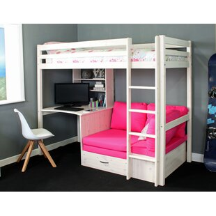 Robin European Single Futon Bunk Bed by Flexa