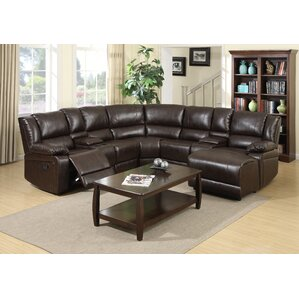Reclining Sectional by Glory Furniture