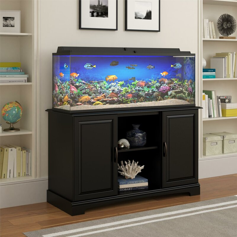 Beautiful Harbor 50 75 Gallon Aquarium Stand
