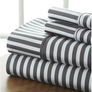 Striped Sheets Pillowcases You Ll Love Wayfair