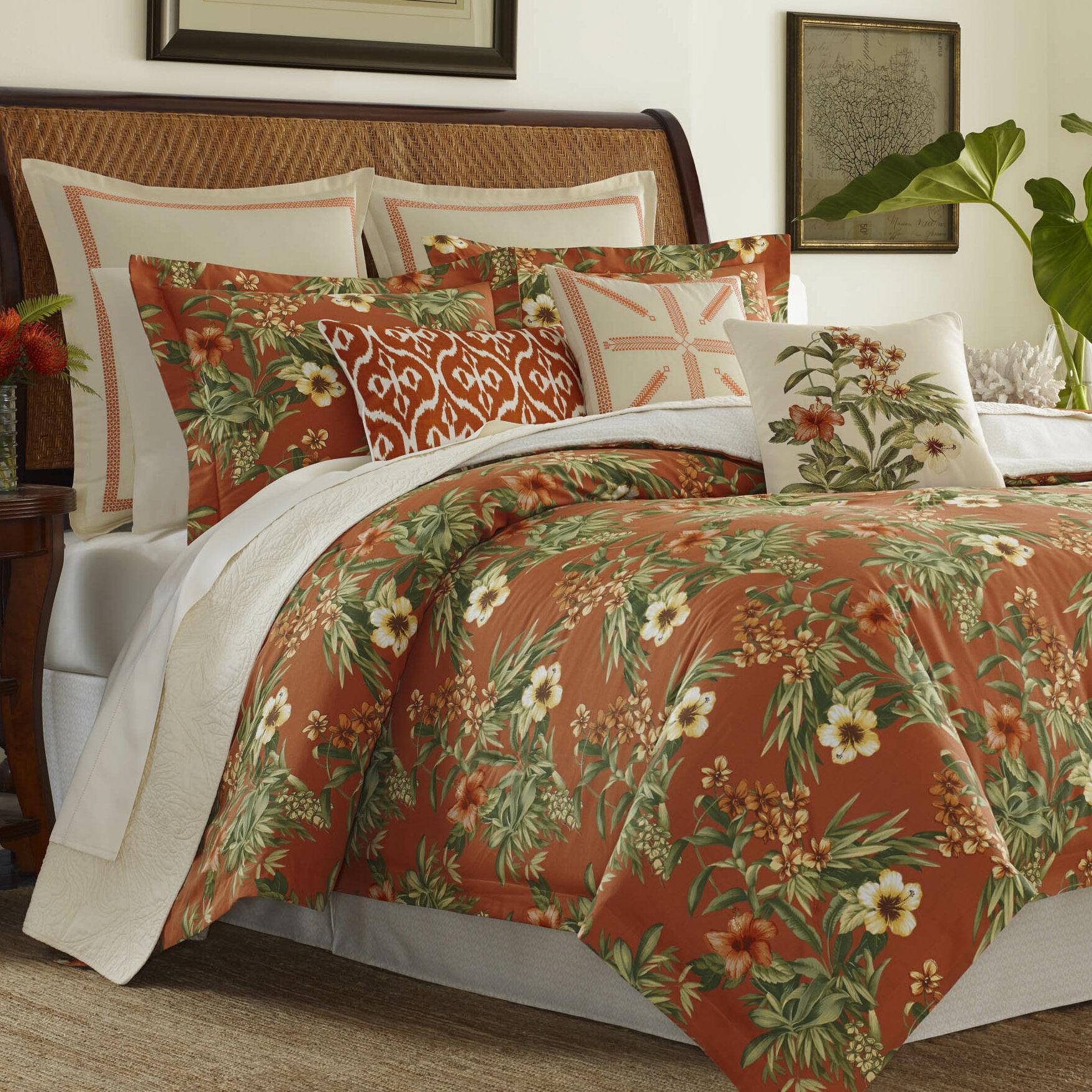 Tommy Bahama Home Rio De Janeiro Comforter Set By Tommy Bahama Bedding |  Wayfair