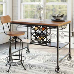 elberton rectangular dining table