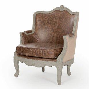 Fredrik Wingback Chair