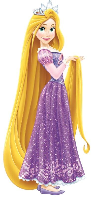 Room Mates Disney Princess Rapunzel Giant Wall Decal