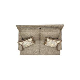 Currahee Upholstery Cuddle Standard Loveseat