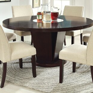 Mirrored kitchen dining tables youll love wayfair vessice dining table watchthetrailerfo
