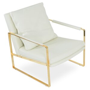 Zara Gold Armchair