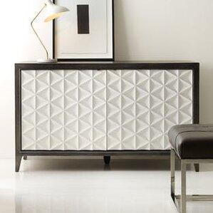 Melange Bellamy 2-Door Credenza by Hooker Furniture