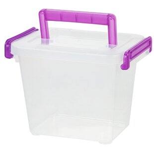 Plastic Storage Bins U0026 Totes Youu0027ll Love | Wayfair
