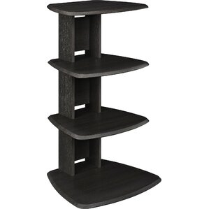 Bridgette 4-Tier Audio Rack by..