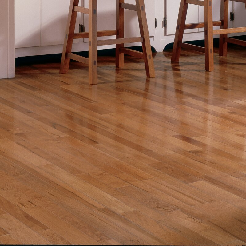 Somerset Specialty 4 Solid Maple Hardwood Flooring Wayfair