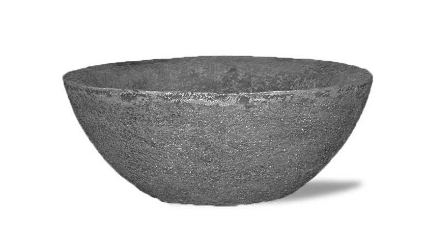 Well known Amedeo Design Lava Bowl Resin Stone Pot Planter & Reviews | Wayfair JS02