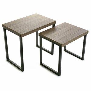 2-tlg. Satztisch-Set von Hokku Designs