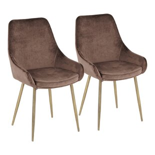 Curtis Upholstered Dining Chair (Set of 2)