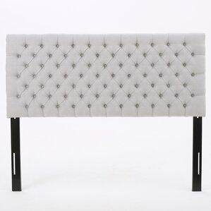 bennett queen upholstered panel headboard - Headbored