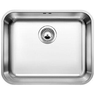 Stainless steel kitchen sinks wayfair workwithnaturefo