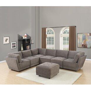 7 Piece Living Room Set | Wayfair