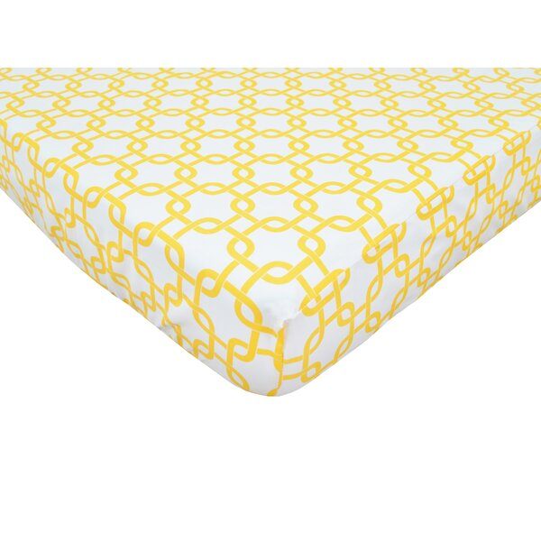 American Baby Company Percale 100 Cotton Gotcha Fitted