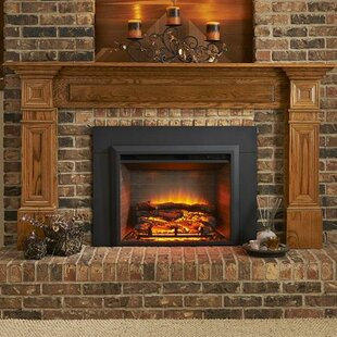 Surround Wall Mounted Electric Fireplace
