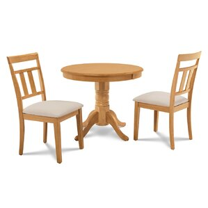 Cedarville Elegant 3 Piece Dining Set by Alcott ..