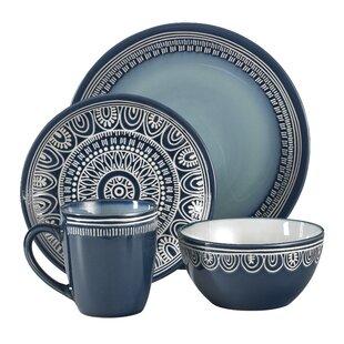 Save  sc 1 st  Wayfair & Teal Dinnerware Sets | Wayfair