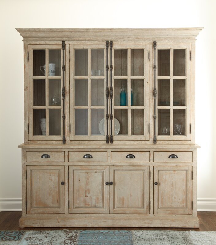 One Allium Way Febe China Cabinet & Reviews | Wayfair