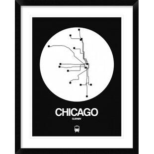 Black And White Subway Map.Subway Map Wayfair