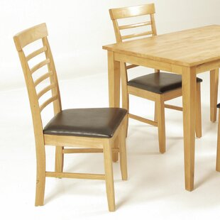 Acton Solid Wood Dining Chair (Set Of 2)