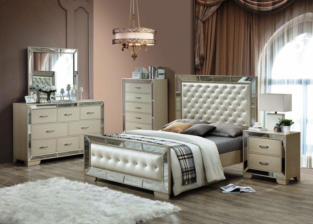 Gem 6 Piece Bedroom Set