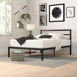 Ordinaire High Headboard Platform Bed   Wayfair