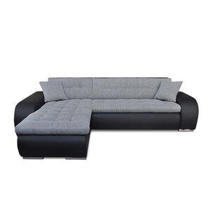 Ecksofa Catania mit Bettfunktion von Home Loft Concept