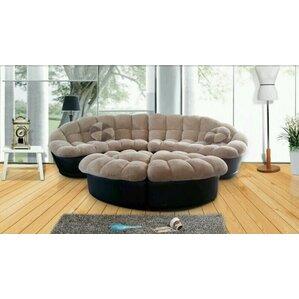 maynard sectional - Deep Sectional Sofa