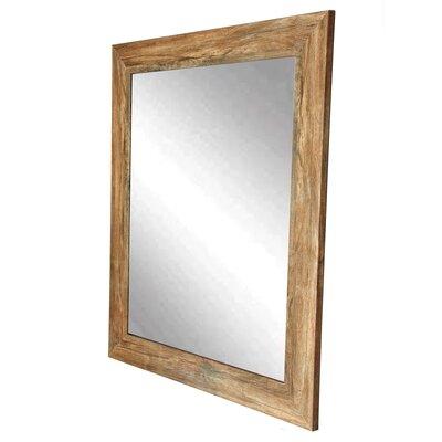 BrandtWorksLLC Barnwood Traditional Wall Mirror