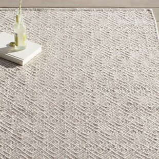 Annabelle Hand Woven Grey Ivory Indoor Outdoor Area Rug By Bunny Williams For Dash And Albert
