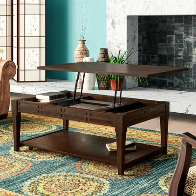 Lift Top Rectangle Coffee Tables You Ll Love In 2019 Wayfair