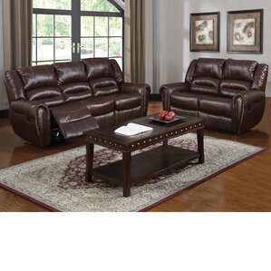 Geoffrey 2 Piece Living Room Set by Al..