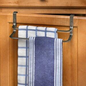 Ashley Double Over-the-Door Towel Bar