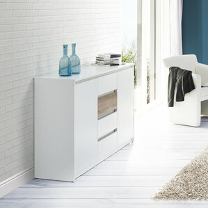 Duravit 2 Door 4 Drawer Sideboard by Ivy Bronx