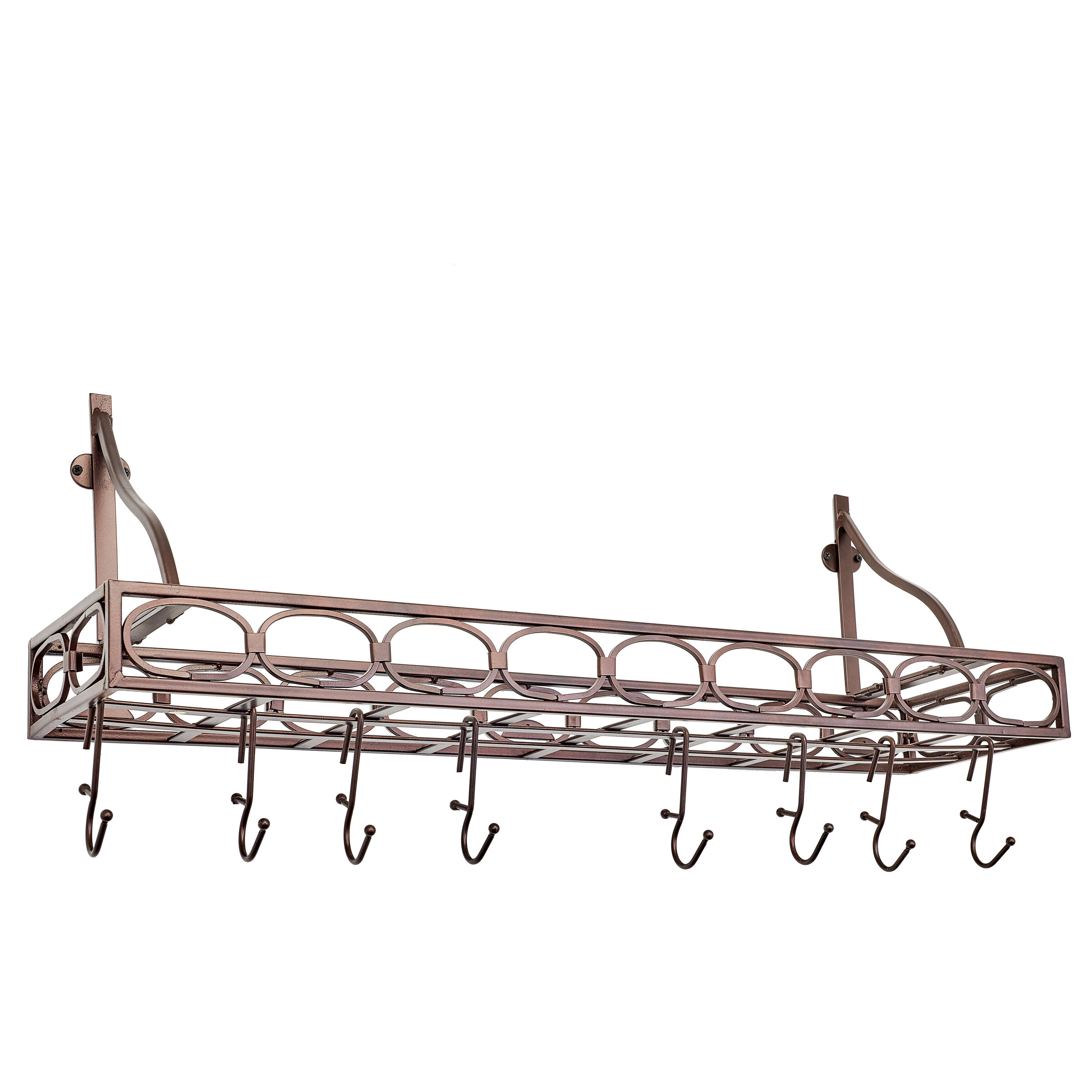 Old Dutch Bookshelf Horizontal Pot Rack Reviews