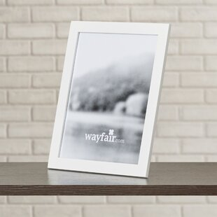 voegele linear picture frame white antique picture frames64 white