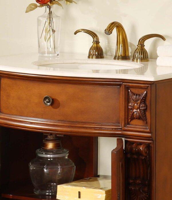 """Savannah 33"""" Single Bathroom Vanity Set"""
