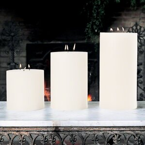 Cerre Unscented Pillar Candle