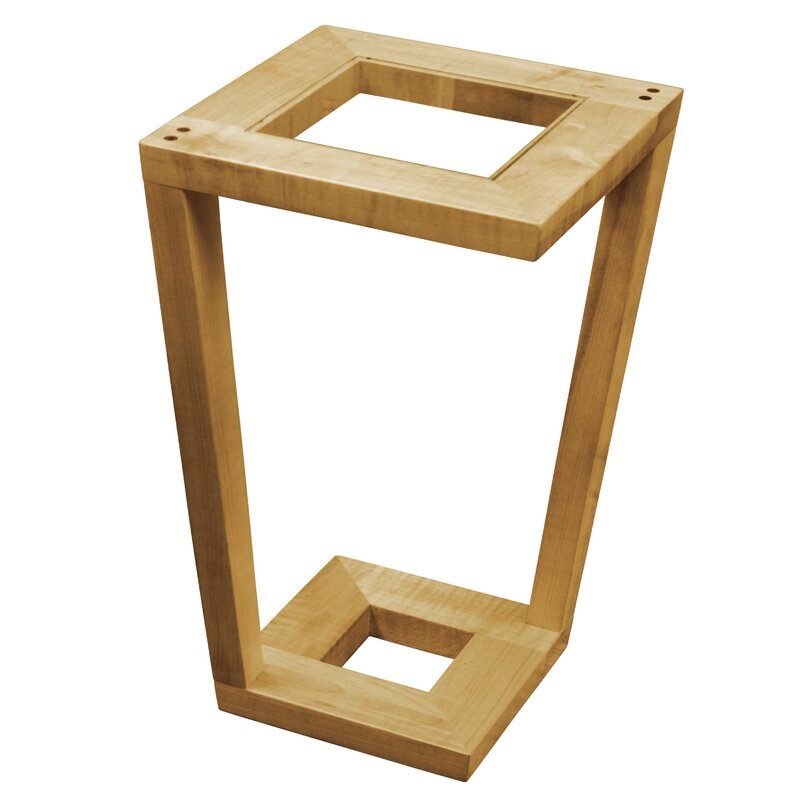Tronk design harris end table reviews wayfair for Transmutation table 85 items