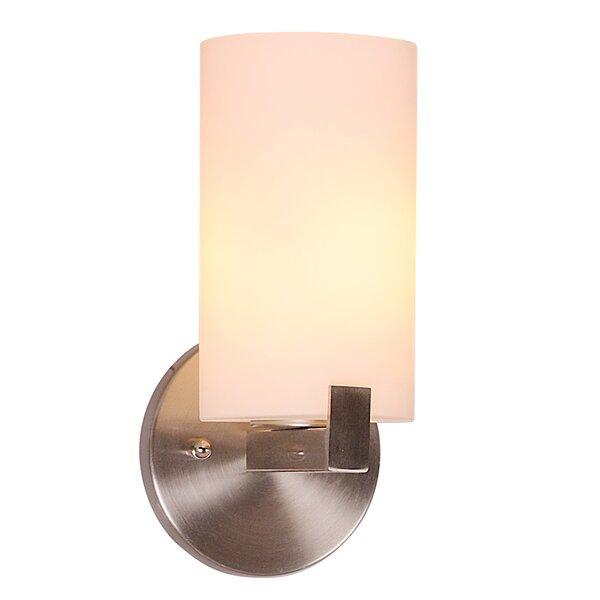 Design House Eastport 1 Light Wall Light Amp Reviews Wayfair